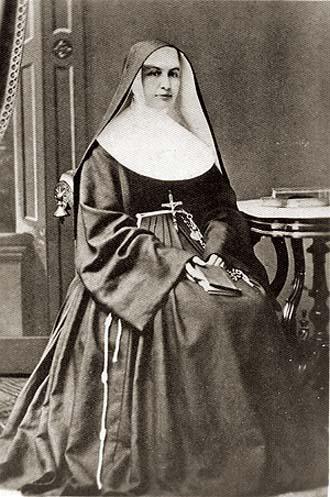 Beata marianna barbara cope di molokai a