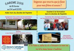Careme 2015 affiche