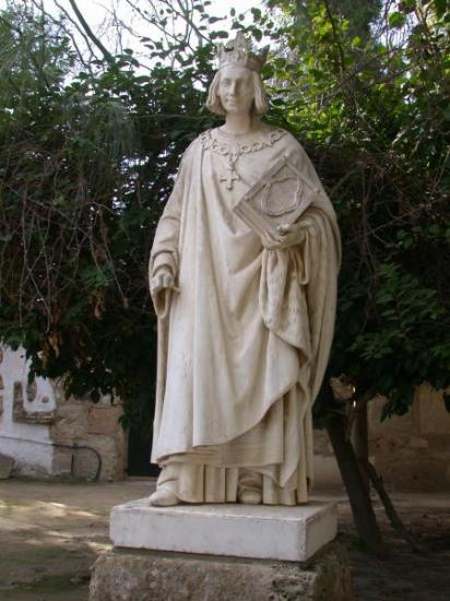 Carthage statue de saint louis 2