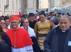 Le cardinal soane paini mafi