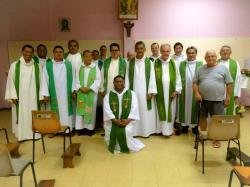 Presbyterium oct 2014