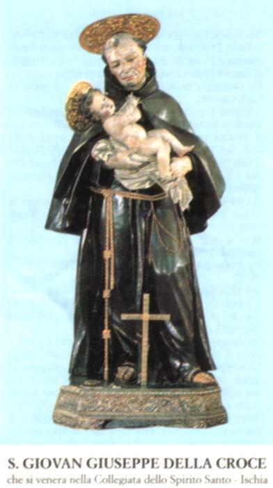 San giovan giuseppe della croce carlo gaetano calosirto a